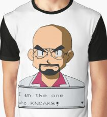 I am the one who knOAKs Graphic T-Shirt