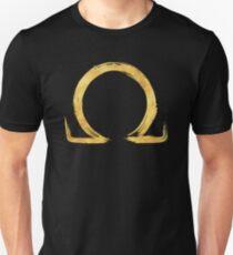 Letter Omega - Gold Edition Unisex T-Shirt
