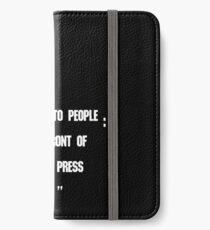 xbox iPhone Wallet/Case/Skin