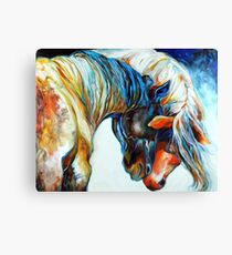 FRIENDS FOREVER EQUINE Canvas Print