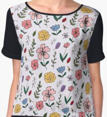 Ramona Floral One Chiffon Top