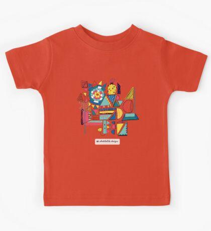 Modern Pop Art Kids Clothes
