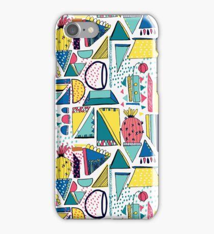 Modern Pop Art iPhone Case/Skin