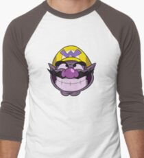 Wario Men's Baseball ¾ T-Shirt