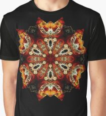 The Dark Knights in the Hall of Bones Graphic T-Shirt