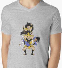 Saiyan Swagger  Men's V-Neck T-Shirt