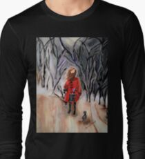 Shopping in Salem Long Sleeve T-Shirt