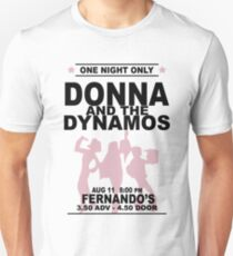 Donna and the Dynamos Slim Fit T-Shirt