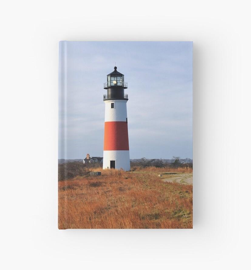 Sankaty Head Lighthouse II by Marianne Campolongo