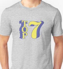 Top 7 Unisex T-Shirt