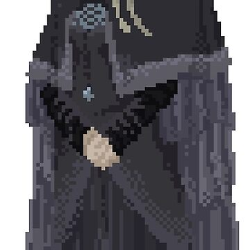 Pixel Souls - The Fire Keeper by Tande