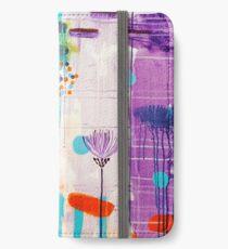 Summer In Bloom iPhone Wallet/Case/Skin