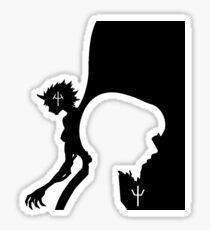 Claymore - Priscilla and Clare Sticker
