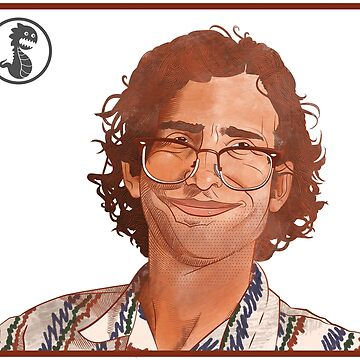 Kyle Mooney Illustrated Potrait by kevinspelican