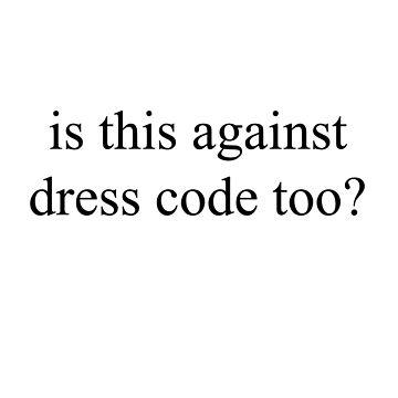 Dress Code by savhynes