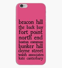 All Around Town  iPhone Case