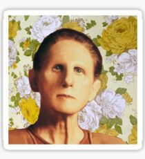 Floral Odo Sticker