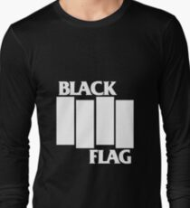 Black Flag Band Long Sleeve T-Shirt