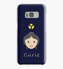 Marie Curie Samsung Galaxy Case/Skin