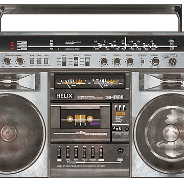 Boom Box! by kevinspelican