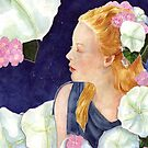 Moonflower Princess by Whitney Mattila