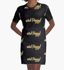 and peggy Graphic T-Shirt Dress