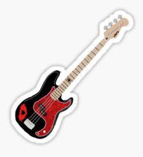 Pete's Bass Sticker