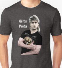 Poida Full Frontal Aussie Funny Shirt Unisex T-Shirt