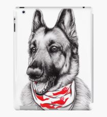 Heidi the Dog iPad Case/Skin