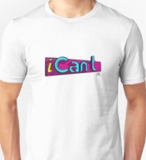 iCan't - iCarly Logo Spoof T-Shirt