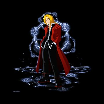 Ed Elric by psyconorikan