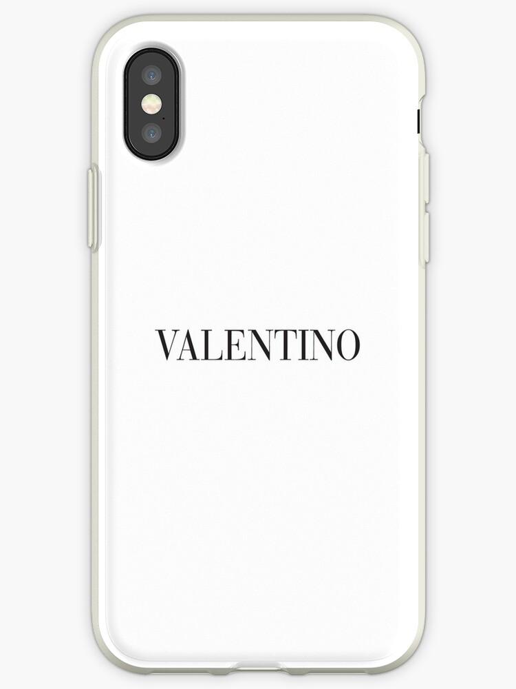 wholesale dealer 6dca6 712d7 'Valentino' iPhone Case by purplekc43