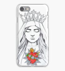 Immaculate Heart of Mary iPhone Case/Skin