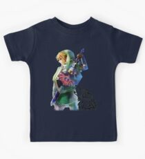 Zelda Link with Wolf Kids Clothes