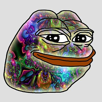 Legendary Pepe  by Simm0ns