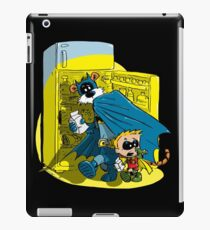 Calvin And Hobbes : Freezer Sneakers iPad Case/Skin