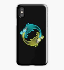 Two Dragons, two Brothers iPhone Case/Skin