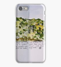 the headland: moore river iPhone Case/Skin