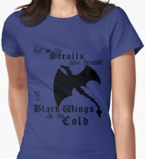 Black Wings In The Cold T-Shirt