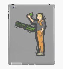 I'm a Leaf in the Wind iPad Case/Skin
