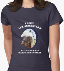 Li'l Sebastian T-Shirt Women's Fitted T-Shirt