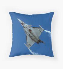 Dassault Rafale B RBE.2/B-01 Throw Pillow