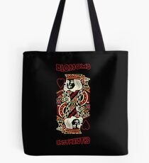 Blossoms Band Charlemagne Album Cover Tote Bag