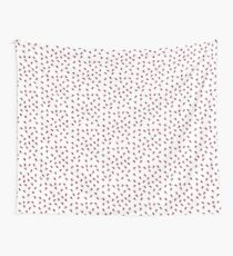 Cute little red corset Wall Tapestry