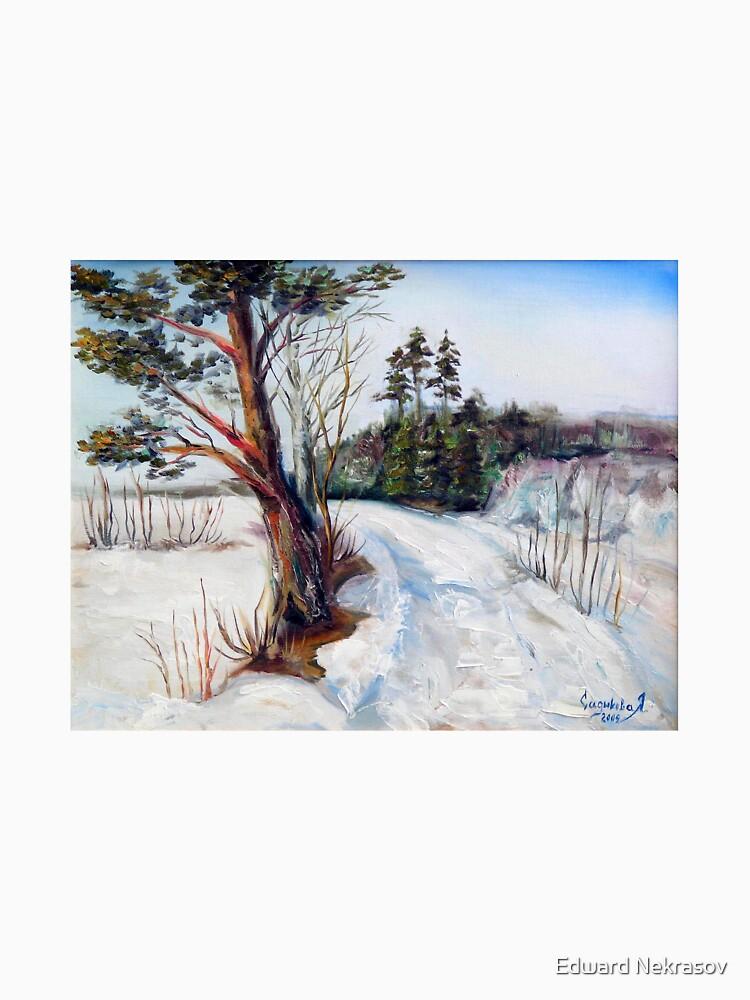 Winter by Sadykova
