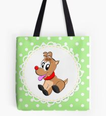 Baby Rudolph Tote Bag