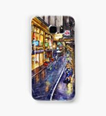 Rainy Melbourne Samsung Galaxy Case/Skin