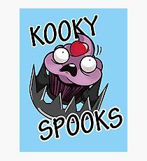 Keyori's Kooky Spooks Photographic Print
