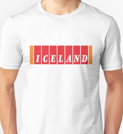 NDVH Iceland T-Shirt