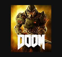 Doom : A Series of First-person Shooter Games 2016 Unisex T-Shirt